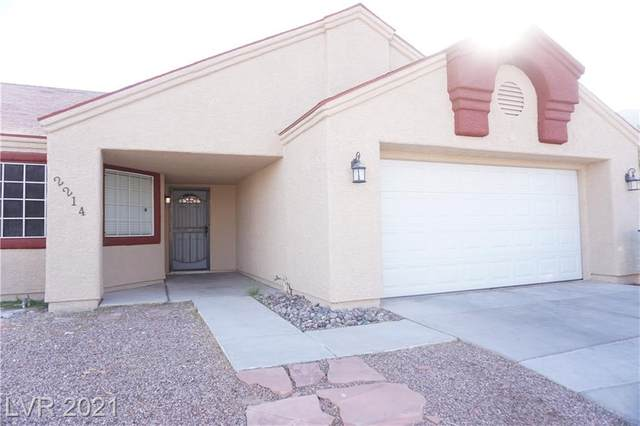 2214 Granby Court, Las Vegas, NV 89156 (MLS #2268597) :: Hebert Group | Realty One Group