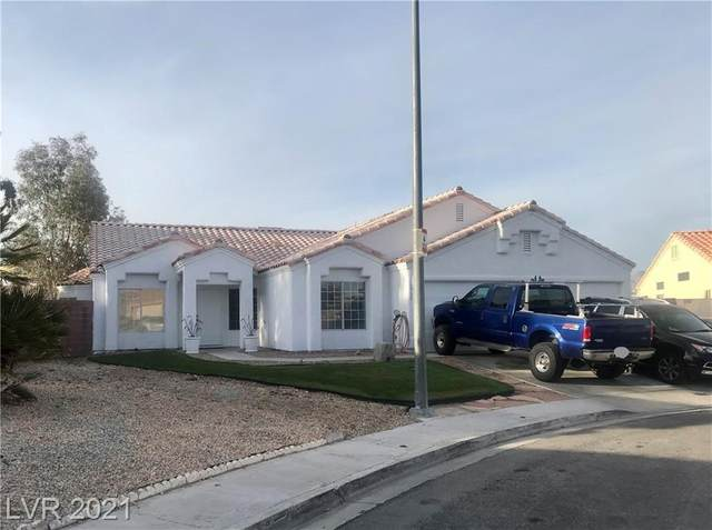3733 Covewick Drive, North Las Vegas, NV 89032 (MLS #2268705) :: Billy OKeefe | Berkshire Hathaway HomeServices