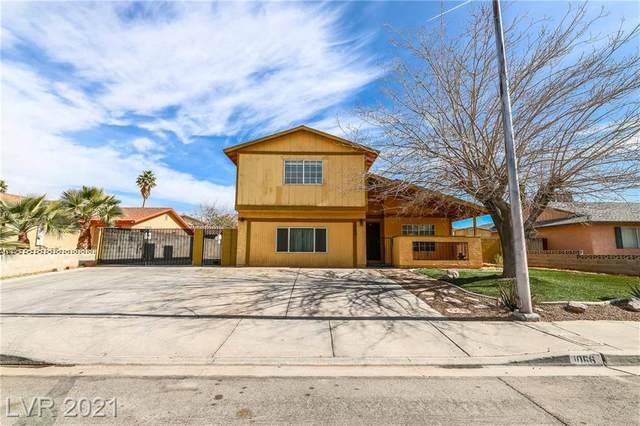 1066 Greymouth Street, Las Vegas, NV 89110 (MLS #2268745) :: Jeffrey Sabel