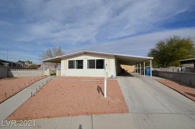 5482 Sir Richard Circle, Las Vegas, NV 89110 (MLS #2268769) :: ERA Brokers Consolidated / Sherman Group