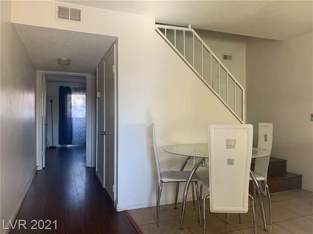 3585 Arville Street 403C, Las Vegas, NV 89103 (MLS #2268790) :: Signature Real Estate Group