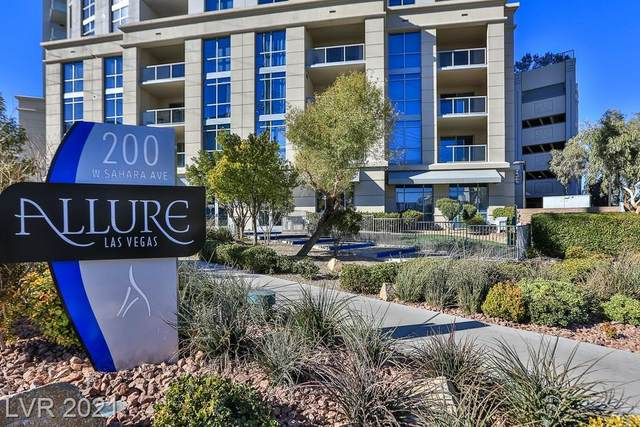 200 Sahara Avenue #2505, Las Vegas, NV 89102 (MLS #2268812) :: Signature Real Estate Group
