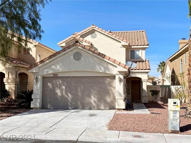 8248 Peaceful Canyon Drive, Las Vegas, NV 89128 (MLS #2268854) :: Signature Real Estate Group