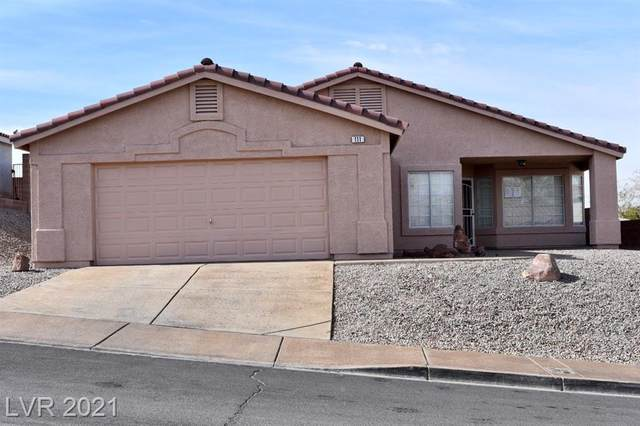 111 Iridescent Street, Henderson, NV 89012 (MLS #2268877) :: Signature Real Estate Group