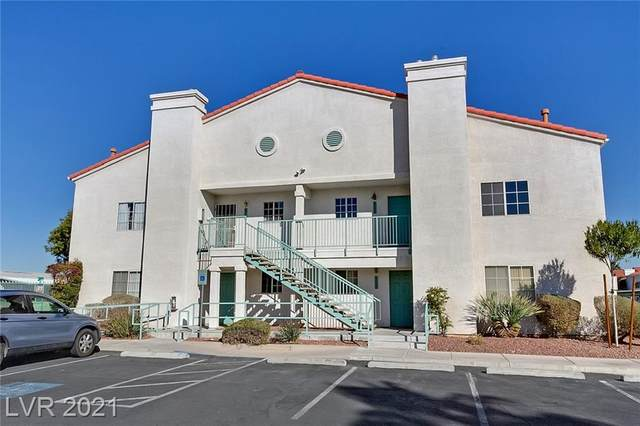 2725 Nellis Boulevard #2120, Las Vegas, NV 89121 (MLS #2268924) :: ERA Brokers Consolidated / Sherman Group