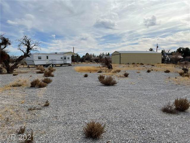1891 Dyer Road, Pahrump, NV 89048 (MLS #2268983) :: The Perna Group