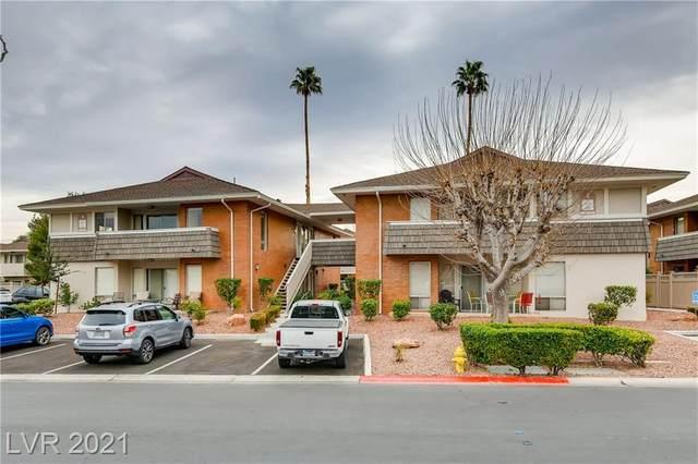 769 Oakmont Avenue #404, Las Vegas, NV 89109 (MLS #2269043) :: ERA Brokers Consolidated / Sherman Group