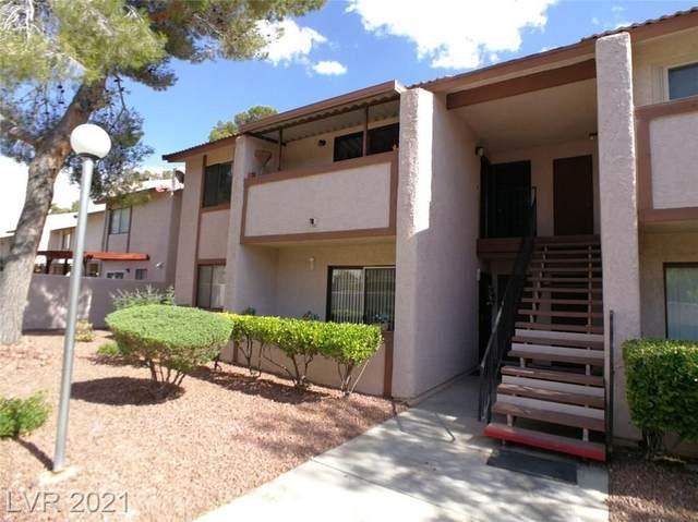 5262 Osman Court #44, Las Vegas, NV 89103 (MLS #2269055) :: ERA Brokers Consolidated / Sherman Group