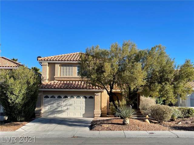 2236 Brighton Shore Street, Las Vegas, NV 89128 (MLS #2269096) :: Lindstrom Radcliffe Group