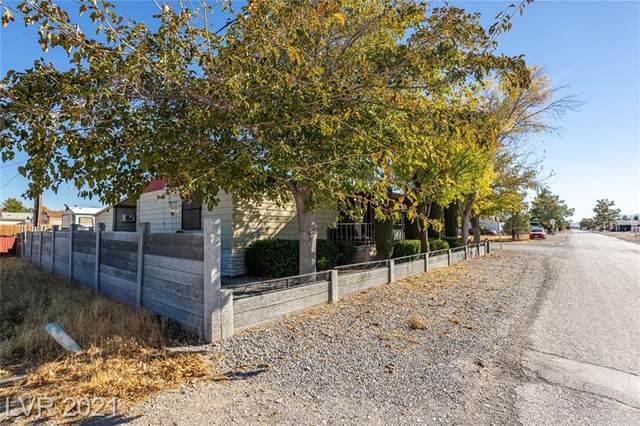 320 Ferndell Street, Pahrump, NV 89048 (MLS #2269119) :: Signature Real Estate Group