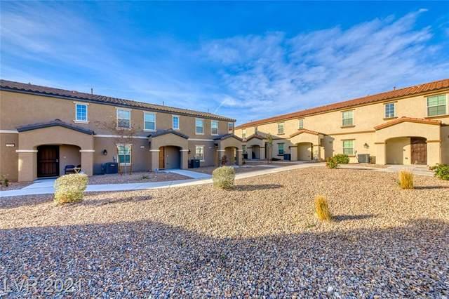 5232 White Chalk Avenue, Las Vegas, NV 89115 (MLS #2269239) :: Hebert Group | Realty One Group