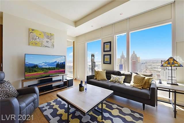 3750 Las Vegas Boulevard #3001, Las Vegas, NV 89158 (MLS #2269258) :: Signature Real Estate Group