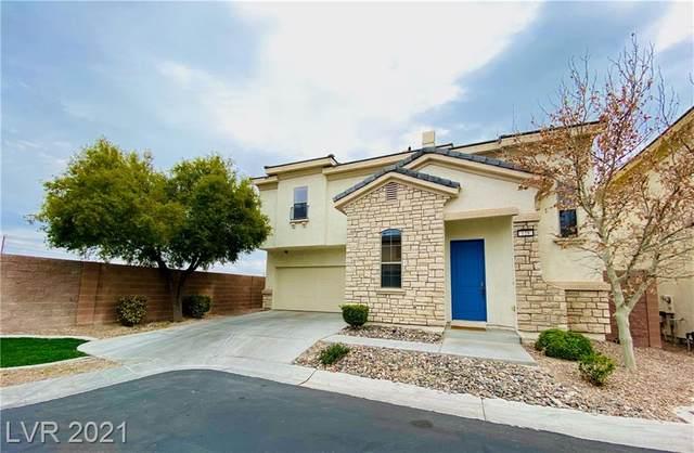 128 Tilbury Avenue, Las Vegas, NV 89123 (MLS #2269292) :: Signature Real Estate Group