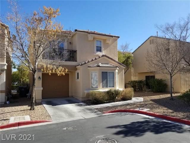 3684 Poker Hand Court, Las Vegas, NV 89129 (MLS #2269394) :: Jeffrey Sabel