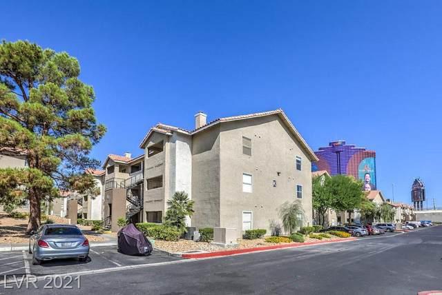 4200 Valley View Boulevard #1042, Las Vegas, NV 89103 (MLS #2269412) :: Billy OKeefe | Berkshire Hathaway HomeServices