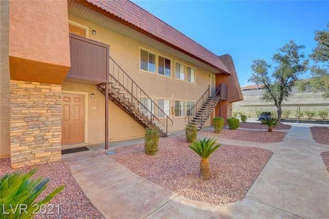 5386 River Glen Drive #352, Las Vegas, NV 89103 (MLS #2269453) :: ERA Brokers Consolidated / Sherman Group