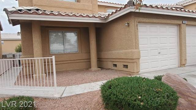 8009 Draco Circle #101, Las Vegas, NV 89128 (MLS #2269507) :: Lindstrom Radcliffe Group