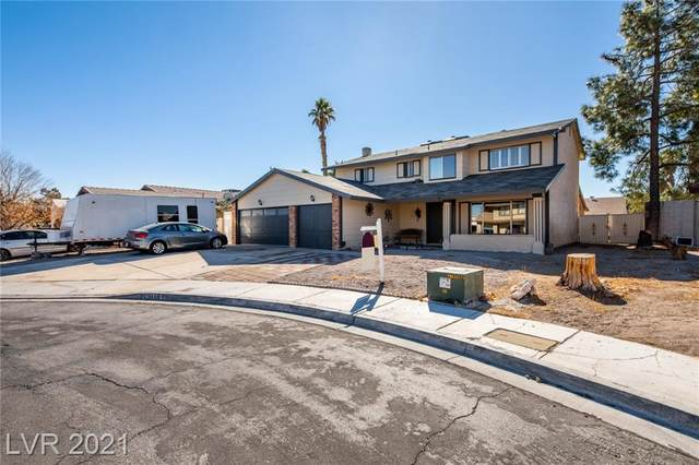 5119 Golden Rod Circle, Las Vegas, NV 89146 (MLS #2269515) :: ERA Brokers Consolidated / Sherman Group