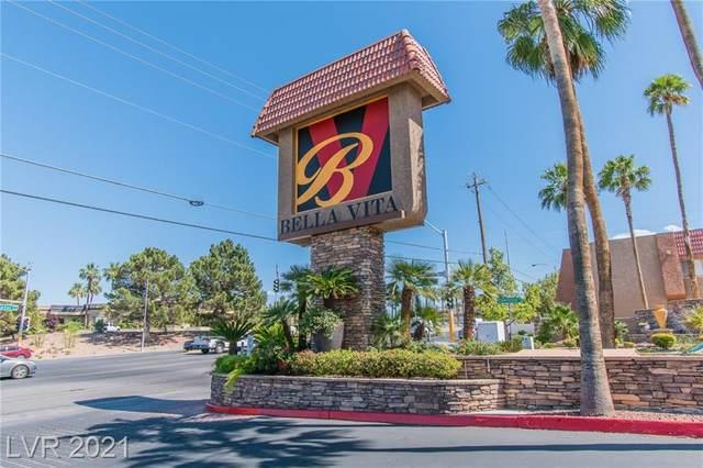 4450 Sandy River Drive #94, Las Vegas, NV 89103 (MLS #2269600) :: ERA Brokers Consolidated / Sherman Group