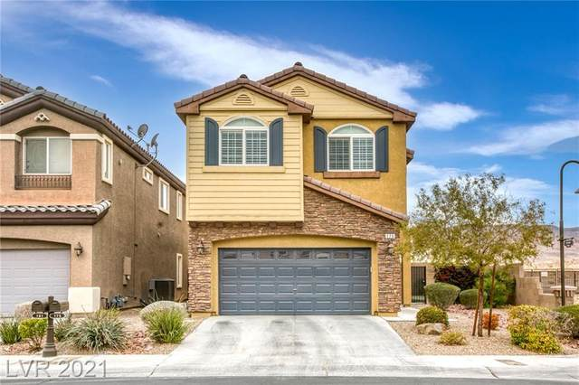 175 Fairway Woods Drive, Las Vegas, NV 89148 (MLS #2269615) :: Vestuto Realty Group
