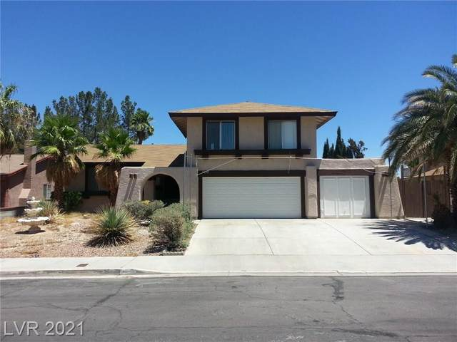 3232 Pampas Place, Las Vegas, NV 89146 (MLS #2269616) :: ERA Brokers Consolidated / Sherman Group