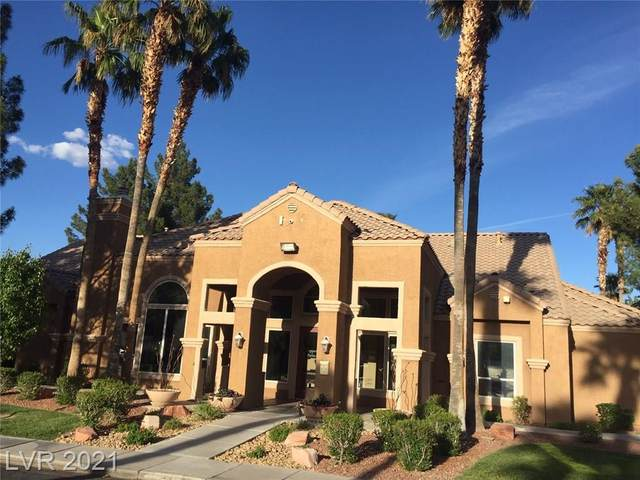 1150 Buffalo Drive #1060, Las Vegas, NV 89128 (MLS #2269639) :: Lindstrom Radcliffe Group