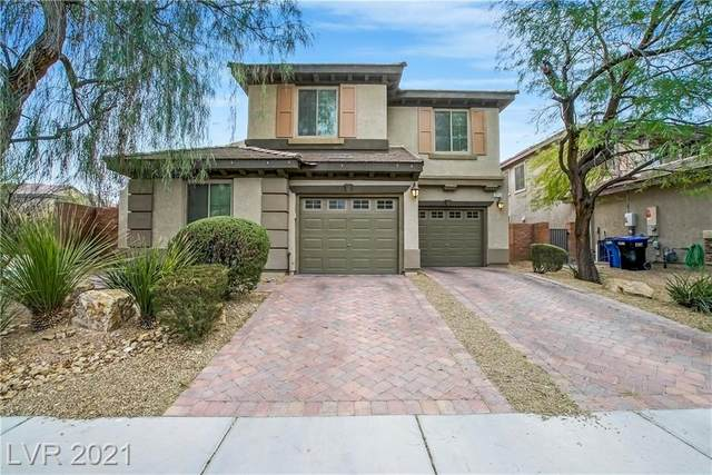 3713 Moonshine Falls Avenue, North Las Vegas, NV 89085 (MLS #2269645) :: ERA Brokers Consolidated / Sherman Group