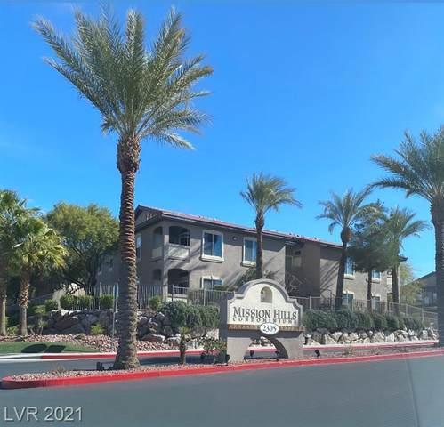 2305 Horizon Ridge Parkway #1821, Henderson, NV 89052 (MLS #2269666) :: ERA Brokers Consolidated / Sherman Group