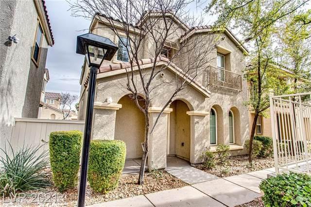 6701 Bluebell Garden Street, Las Vegas, NV 89149 (MLS #2269775) :: Custom Fit Real Estate Group