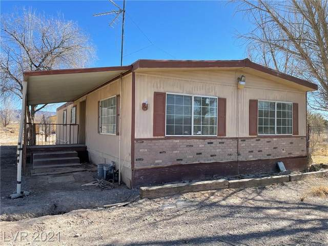 430 Mojave Street, Sandy Valley, NV 89019 (MLS #2269827) :: Hebert Group | Realty One Group