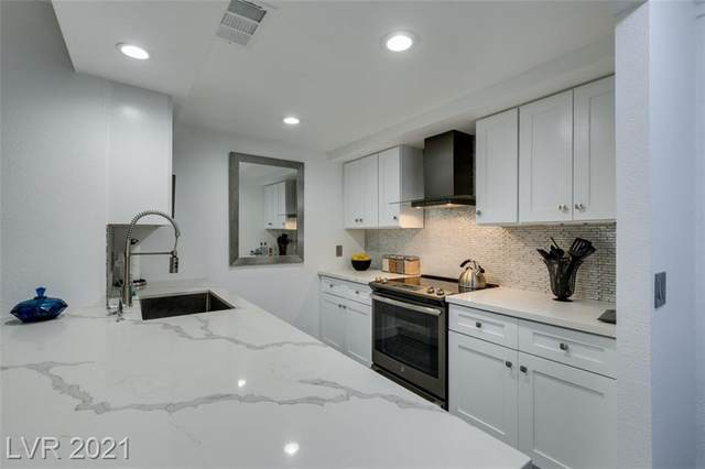 205 Harmon Avenue #101, Las Vegas, NV 89169 (MLS #2269871) :: ERA Brokers Consolidated / Sherman Group