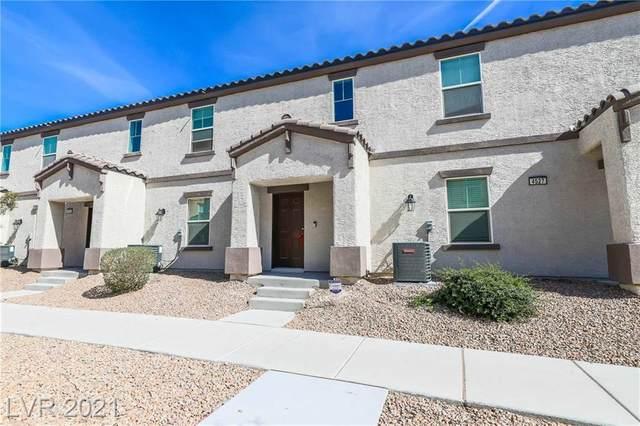 4531 Pencester Street, Las Vegas, NV 89115 (MLS #2269901) :: Hebert Group | Realty One Group