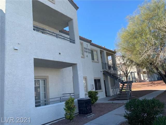 3318 Decatur Boulevard #1050, Las Vegas, NV 89130 (MLS #2269909) :: Billy OKeefe | Berkshire Hathaway HomeServices