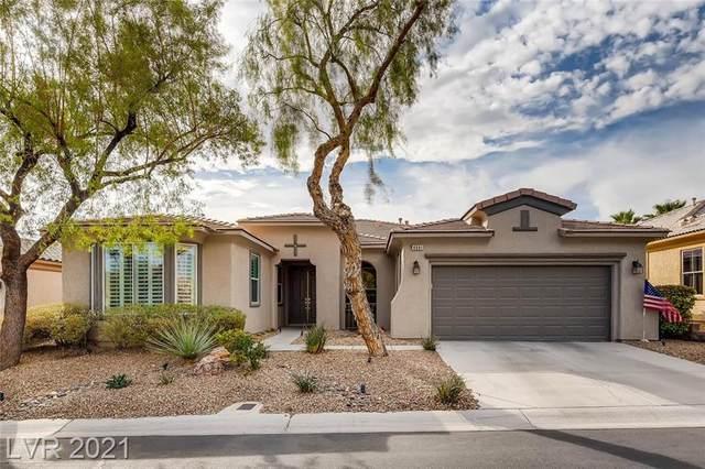 4641 Riva De Romanza Street, Las Vegas, NV 89135 (MLS #2269912) :: ERA Brokers Consolidated / Sherman Group