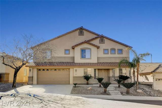 412 Via Sonador, Henderson, NV 89012 (MLS #2270004) :: Signature Real Estate Group