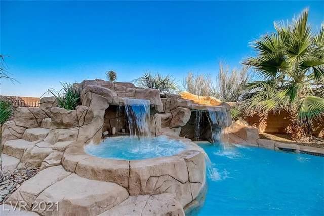 5876 Lindell Road, Las Vegas, NV 89118 (MLS #2270057) :: Lindstrom Radcliffe Group