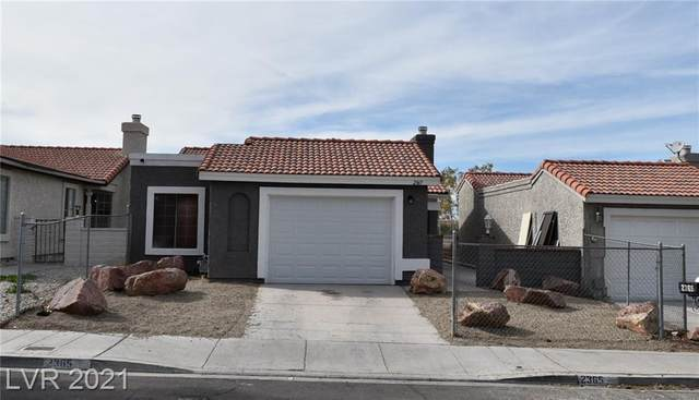 2365 Los Feliz Street, Las Vegas, NV 89156 (MLS #2270078) :: Hebert Group | Realty One Group