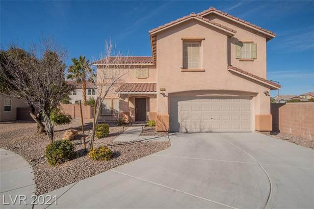 8741 Cave Junction Court, Las Vegas, NV 89131 (MLS #2270131) :: Billy OKeefe | Berkshire Hathaway HomeServices