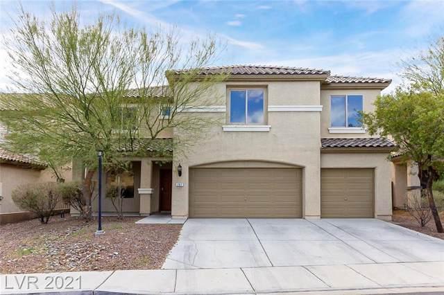 207 Pioneers Peak Avenue, Henderson, NV 89002 (MLS #2270161) :: Signature Real Estate Group