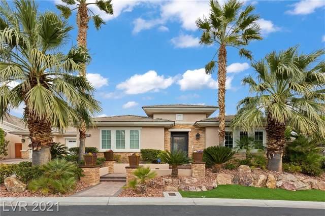 11700 Evergreen Creek Lane, Las Vegas, NV 89135 (MLS #2270197) :: Jeffrey Sabel