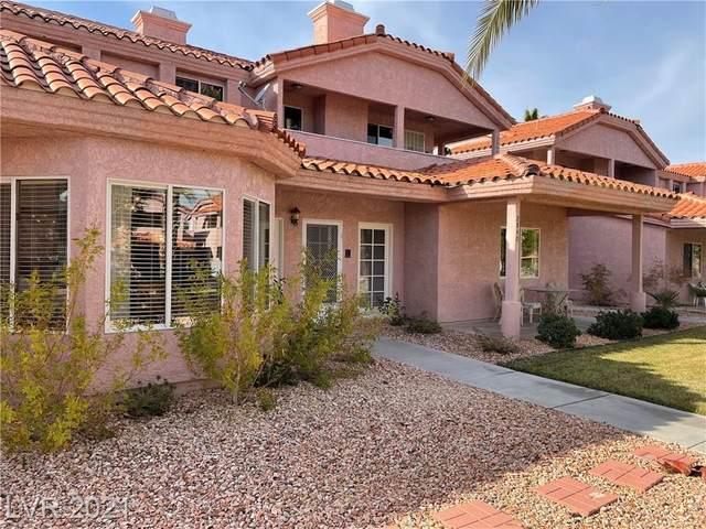 2840 Edmond Street #0, Las Vegas, NV 89146 (MLS #2270242) :: Jeffrey Sabel