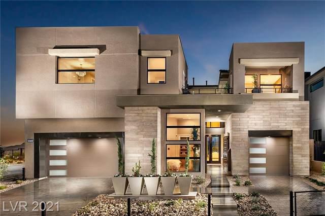 10751 Patina Hills Court, Las Vegas, NV 89135 (MLS #2270257) :: Signature Real Estate Group