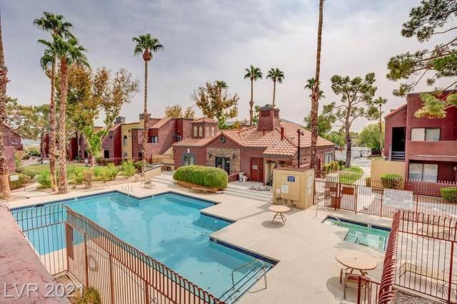 4050 Pacific Harbors Drive #231, Las Vegas, NV 89121 (MLS #2270270) :: ERA Brokers Consolidated / Sherman Group
