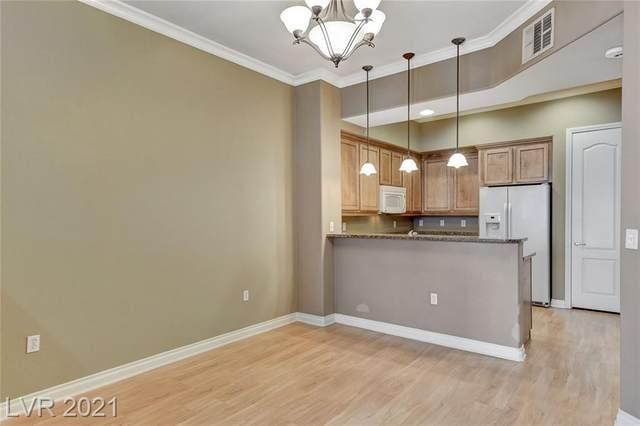 20 E Serene Avenue #303, Las Vegas, NV 89123 (MLS #2270273) :: Custom Fit Real Estate Group