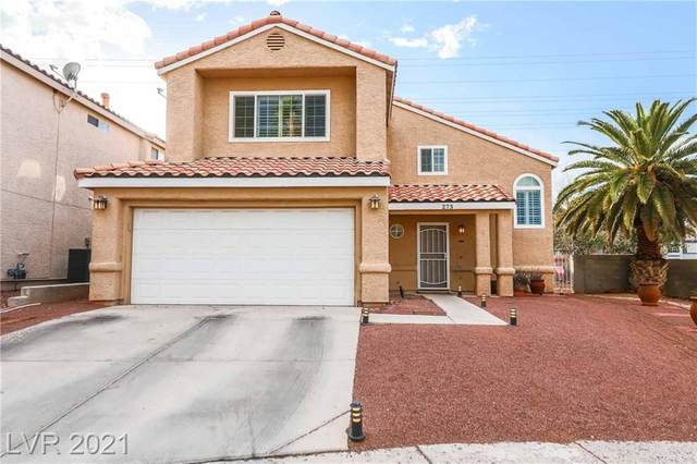 273 Buckskin Street, Henderson, NV 89074 (MLS #2270274) :: Vestuto Realty Group