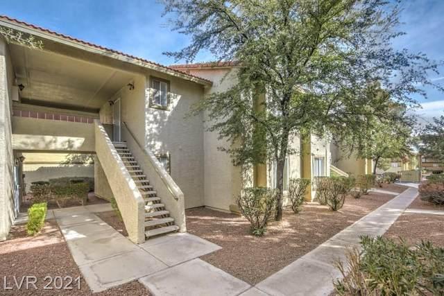 7200 Pirates Cove Road #2090, Las Vegas, NV 89145 (MLS #2270306) :: ERA Brokers Consolidated / Sherman Group