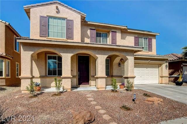 4032 Gaster Avenue, North Las Vegas, NV 89081 (MLS #2270311) :: Hebert Group   Realty One Group