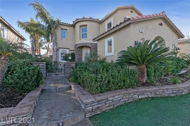 9363 Outer Banks Avenue, Las Vegas, NV 89149 (MLS #2270343) :: Custom Fit Real Estate Group