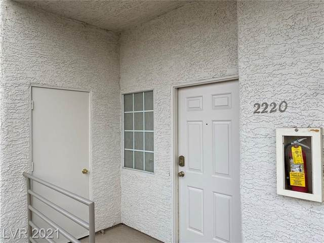 3150 Soft Breezes Drive #2220, Las Vegas, NV 89128 (MLS #2270376) :: Billy OKeefe | Berkshire Hathaway HomeServices