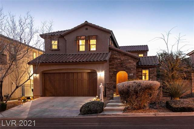 605 Bachelor Button Street, Las Vegas, NV 89138 (MLS #2270393) :: Billy OKeefe | Berkshire Hathaway HomeServices